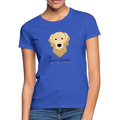 Golden Retriever - Dark - Maglietta da donna