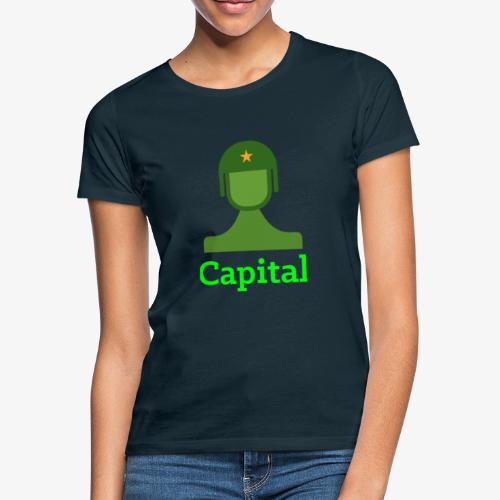 Capital - Frauen T-Shirt