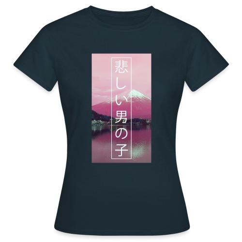 sadfuji - Women's T-Shirt