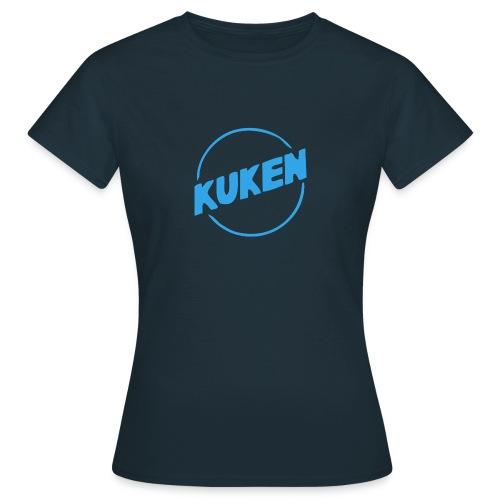 Kuken - T-shirt dam