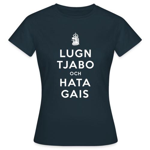 Lugn tjabo - T-shirt dam