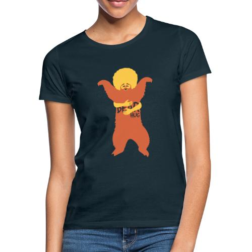 The Bear Hug - Women's T-Shirt