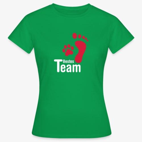 Bestes TEAM - Frauen T-Shirt