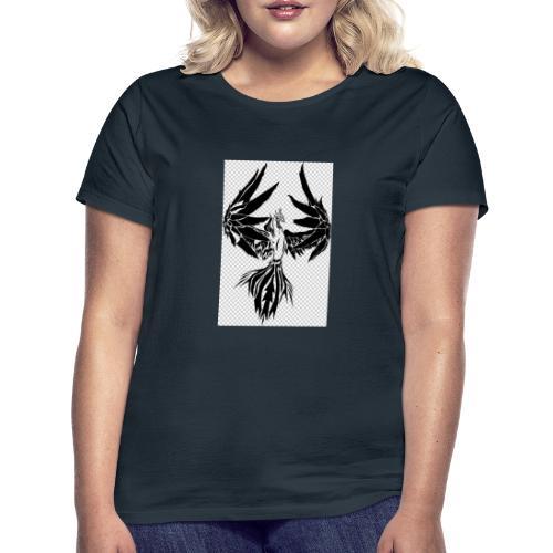Lion X Phoneix - T-shirt dam