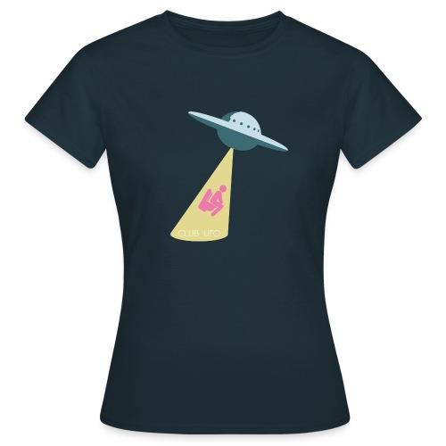 UFO WC - T-shirt dam
