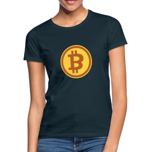 Bitcoin - Frauen T-Shirt