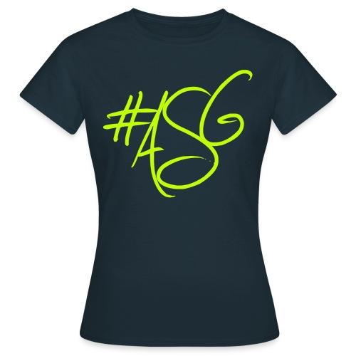 asgagain111111111111111 - Frauen T-Shirt