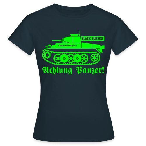 Panzer I - Maglietta da donna