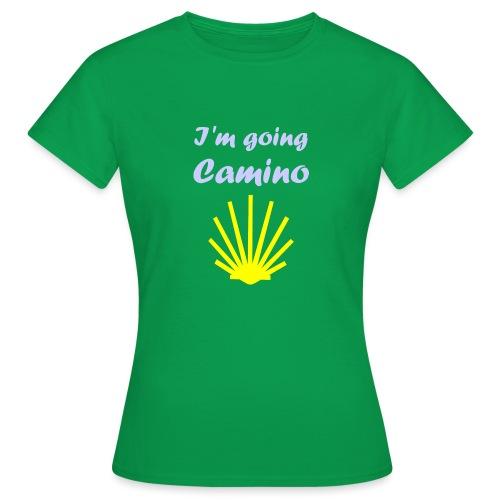 Going Camino - Dame-T-shirt