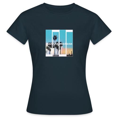 MANANA - T-shirt dam