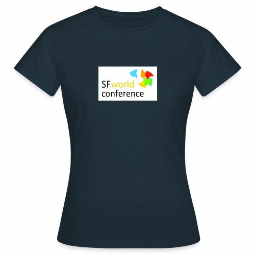SFworldconference T-Shirts - Frauen T-Shirt