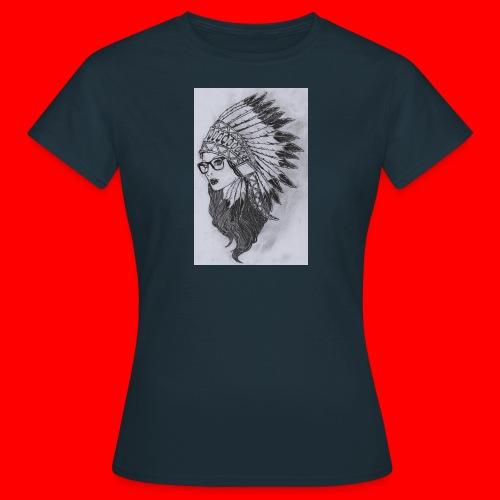 indian - Maglietta da donna
