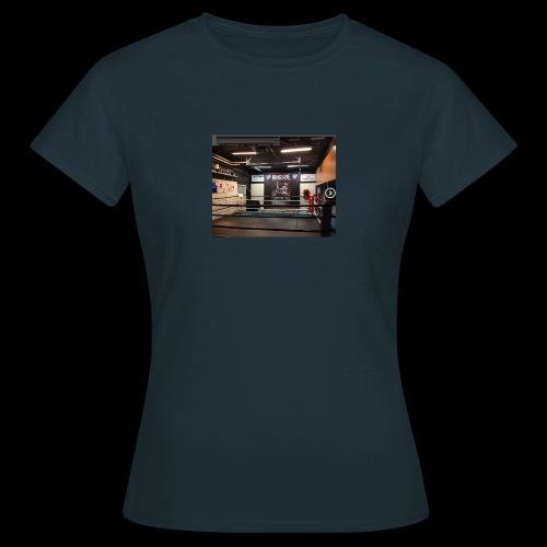 Team boxning Sverige - T-shirt dam