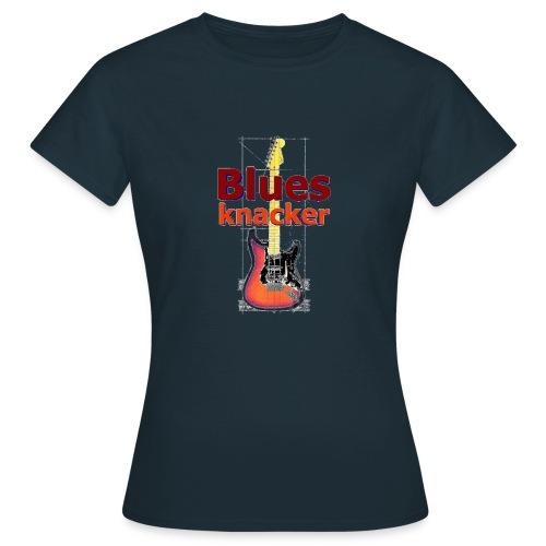 bk transp - Frauen T-Shirt