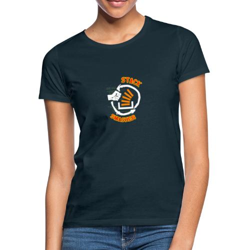 Stack Smasher - Frauen T-Shirt
