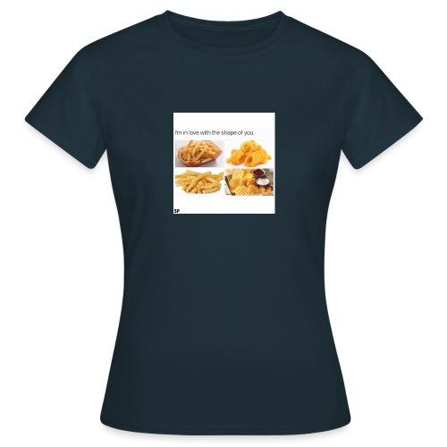 Shape - Frauen T-Shirt