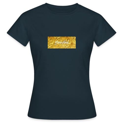 Scripted. Box Logo - Women's T-Shirt