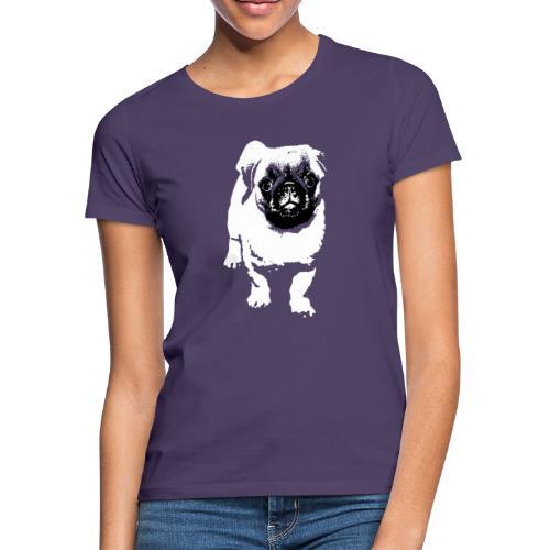 Mops Hund Hunde Möpse Geschenk - Frauen T-Shirt