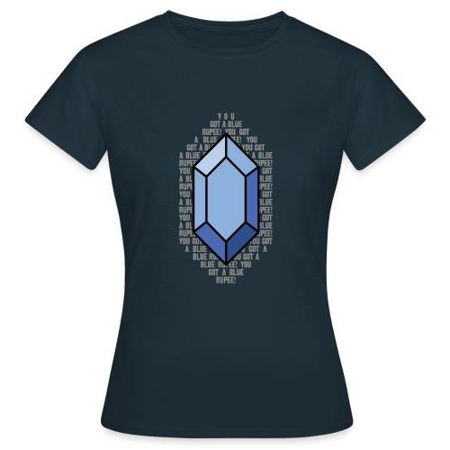 bluerupee - Women's T-Shirt