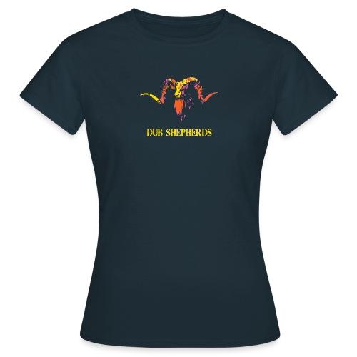 Design logo + Dub Shepper - T-shirt Femme