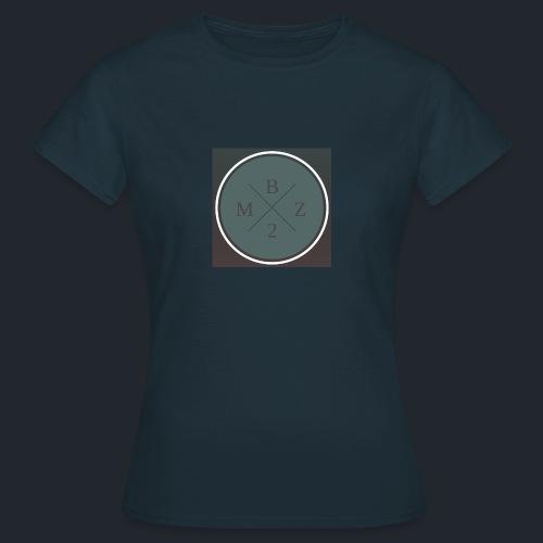 Bmz2 desing png - Frauen T-Shirt