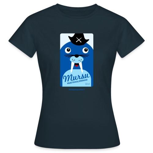 Mursu - Naisten t-paita