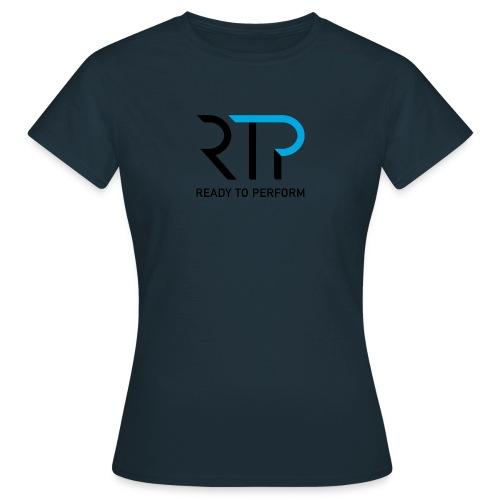 RTP byline black - T-shirt dam