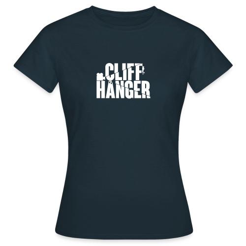 CliffHänger Logo - Frauen T-Shirt