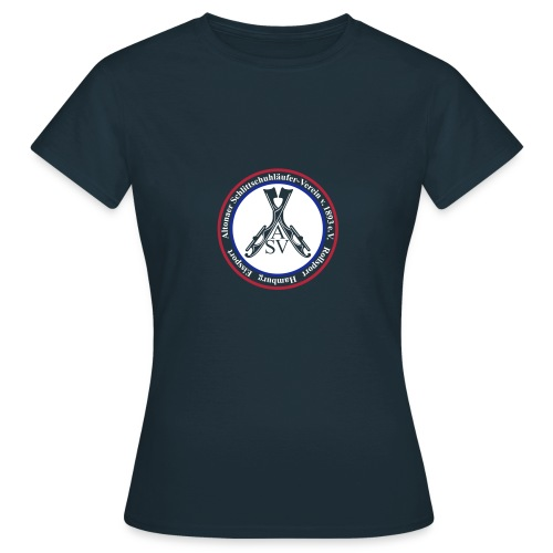 asvlogo2 - Frauen T-Shirt