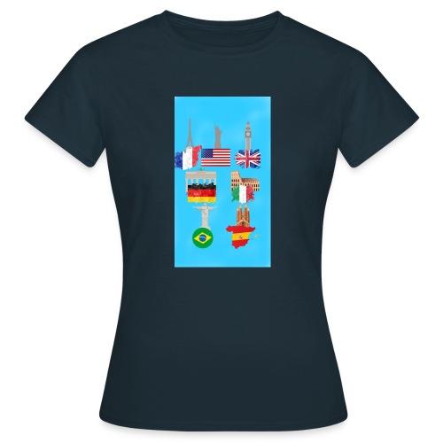 Voyage - T-shirt Femme