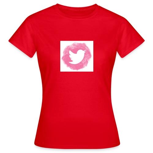 pink twitt - Women's T-Shirt