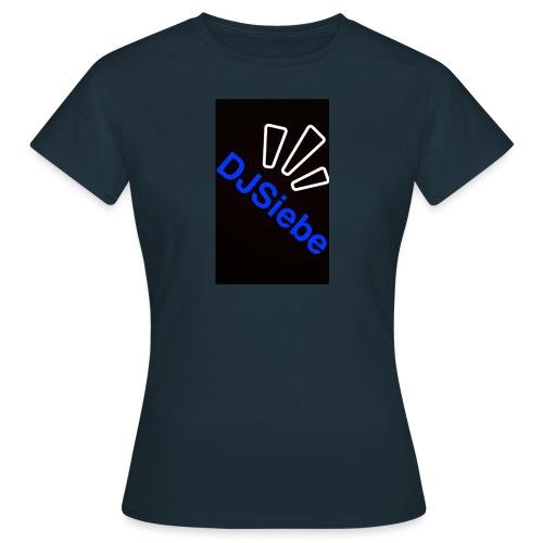 Dj Siebe - T-shirt Femme