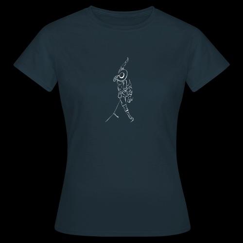 Tiroler Bergsteiger - Maglietta da donna