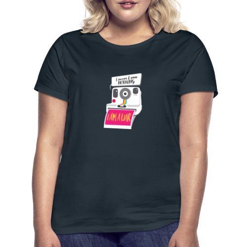 I am a liar - Camiseta mujer