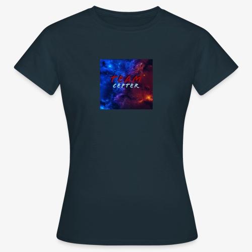 Team Cepter Logo - T-skjorte for kvinner