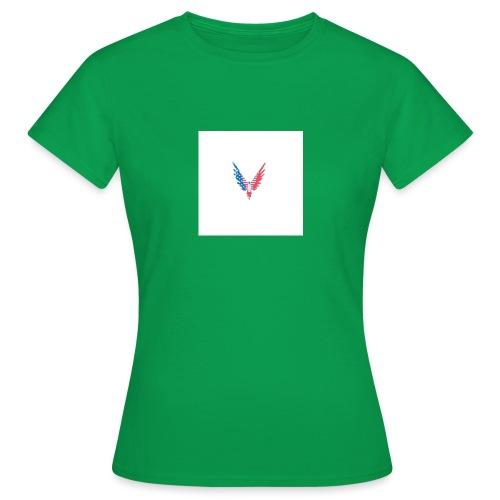 American bird. - Women's T-Shirt