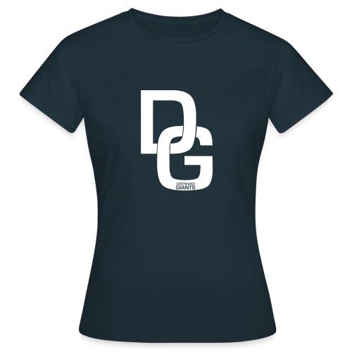 dg logo - Frauen T-Shirt