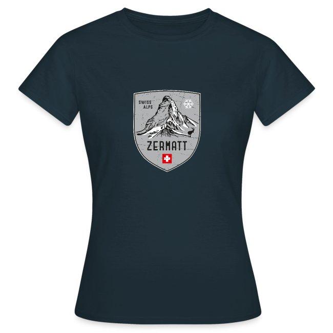 Zermatt Schweiz Wappen