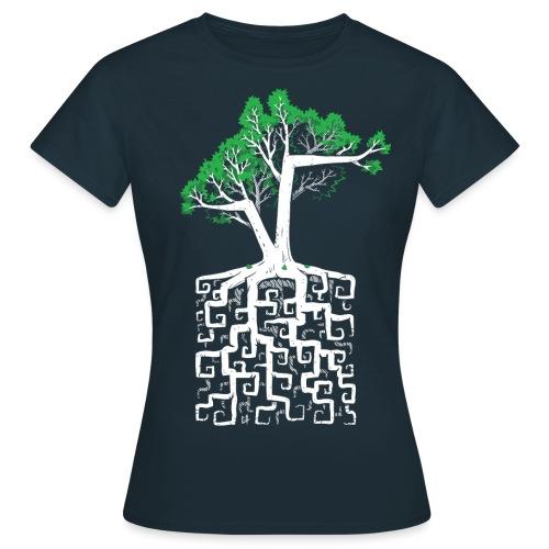 Square Root - Women's T-Shirt
