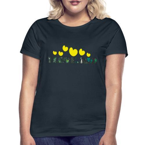 ILOVE.RIO TROPICAL N°2 - Women's T-Shirt