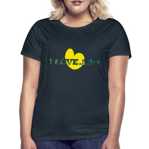 ILOVE.RIO TROPICAL N°1 - Women's T-Shirt