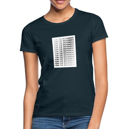 JoinTheMovement SketchFile - Vrouwen T-shirt