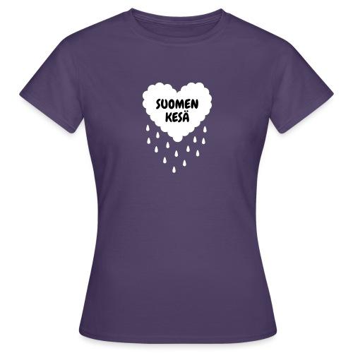 Suomen kesä - Naisten t-paita