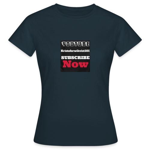 Kristoferwikvist - T-shirt dam