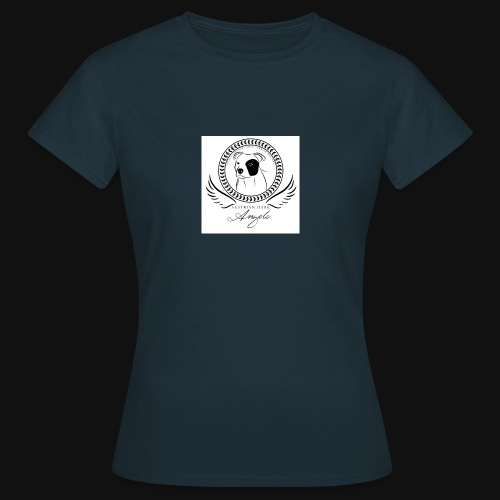 logo weiß - Frauen T-Shirt
