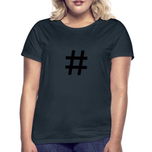 HETTEGENSER - T-skjorte for kvinner