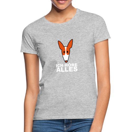 Podenco - Frauen T-Shirt