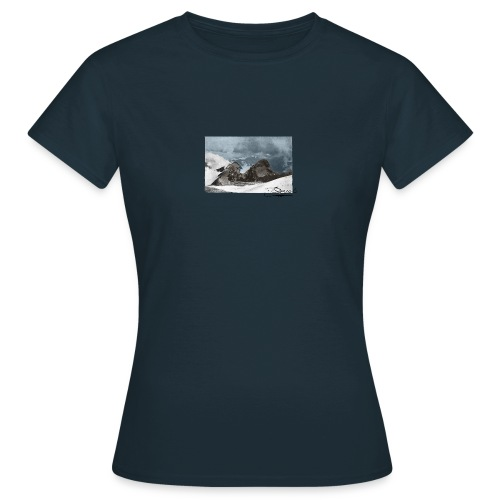Mountains Colorized - Camiseta mujer