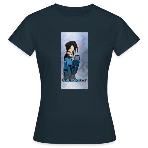 Valp Mobilskal png - T-shirt dam