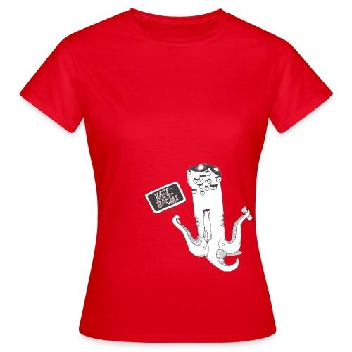 kaufhaltwas frei png - Frauen T-Shirt